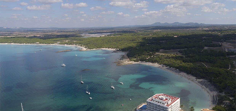 Beach Ets Estanys Mallorca