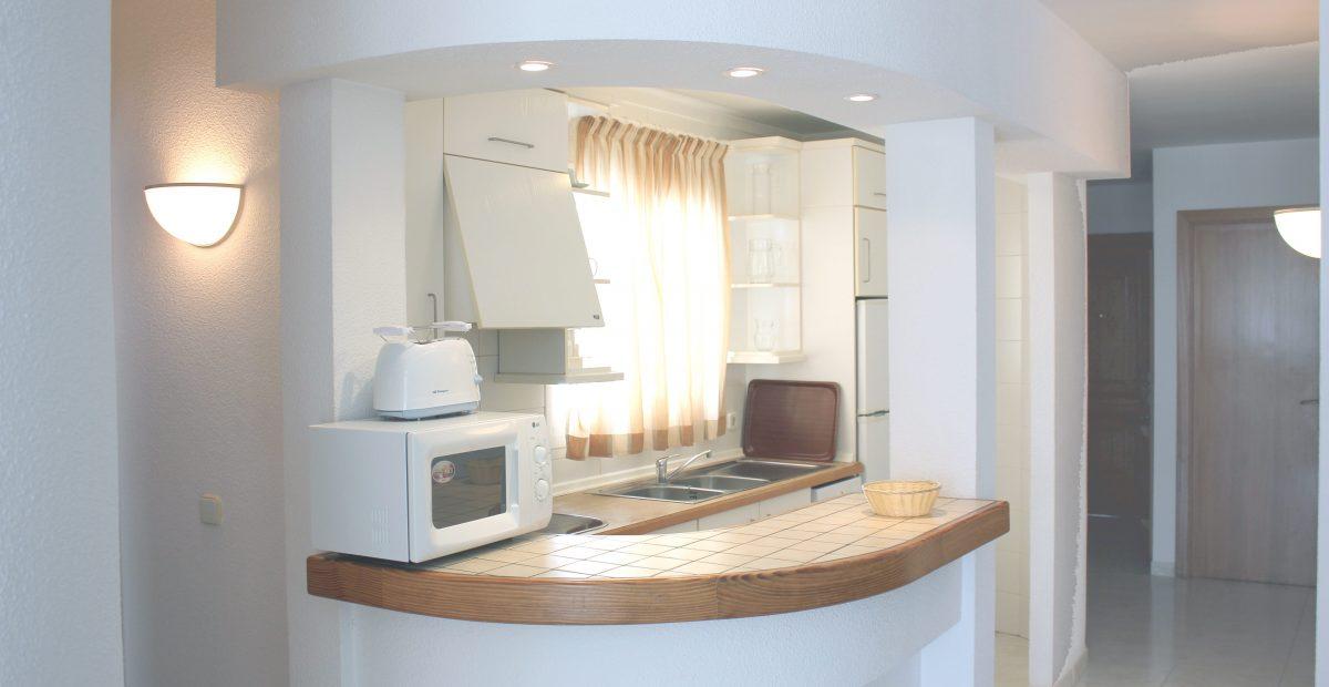 Edificio Puerto Colonia Sant Jordi Apartamento G Cocina