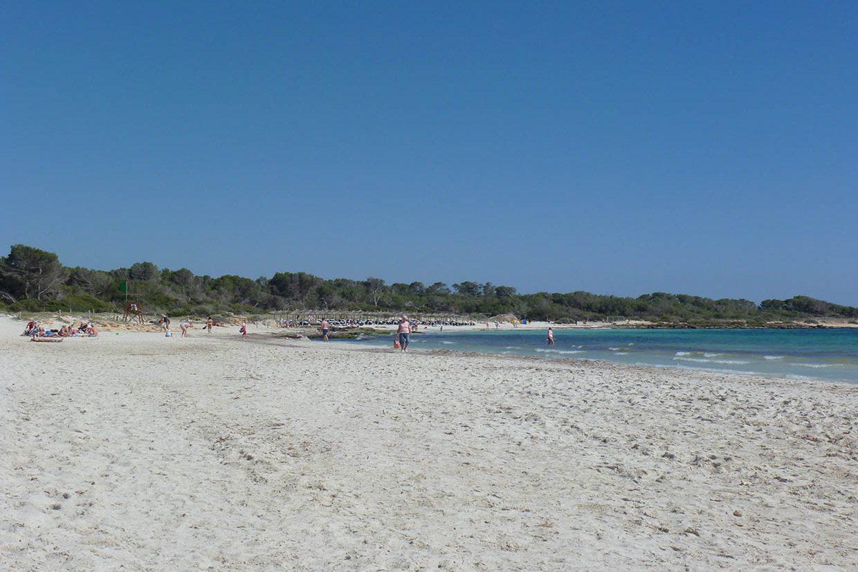 Mallorca Playa Es Dolç