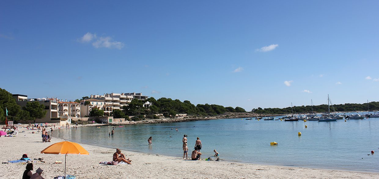 Port Beach Colonia Sant Jordi
