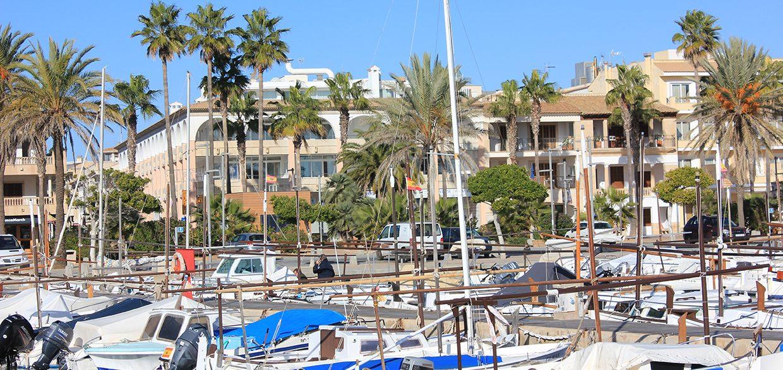 Port Colonia sant Jordi Mallorca