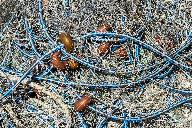 Redes pesca Colonia Sant Jordi
