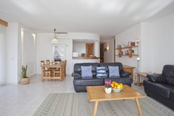 Apartments Edificio Puerto Colonia Sant Jordi Mallorca Living Room 3 Bedrooms Sea View