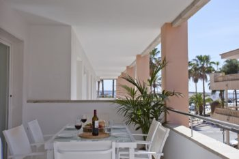 Apartments Edificio Puerto Colonia Sant Jordi Mallorca Terrace 3 Bedrooms