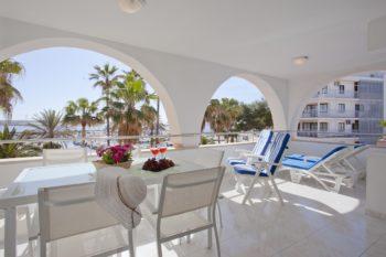 Apartments Edificio Puerto Colonia Sant Jordi Mallorca Terrace 3 Bedrooms Sea view