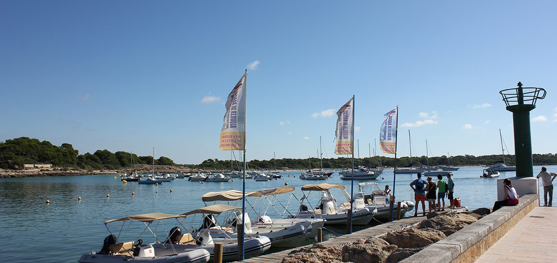 Barcas alquiler Colonia Sant Jordi