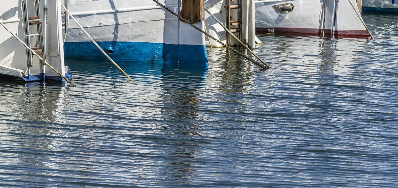 Boats Port Colonia sant Jordi