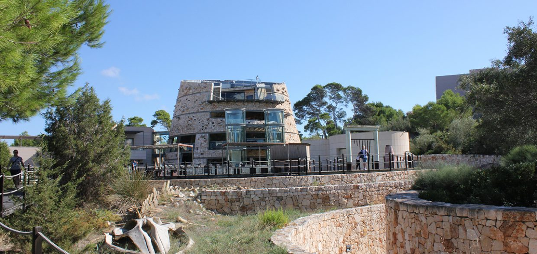 Centre d'Interpretació parc Maritimo Terrestre Arxipèlag de Cabrera