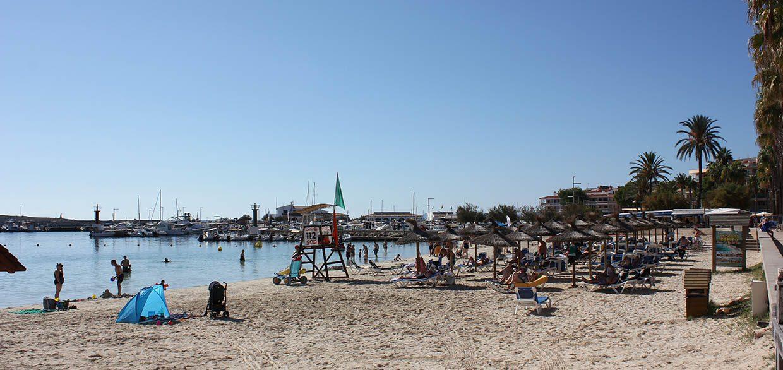 Mallorca, Colonia sant Jordi Port Beach