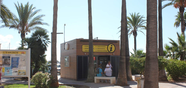 Oficina Turismo Colonia Sant Jordi