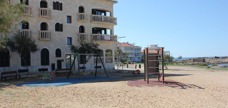 Parc infantil Cala Galiota Colonia Sant Jordi